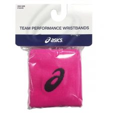 ASICS Team Performance Wristband Magenta