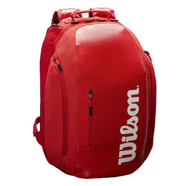 Wilson Super Tour InfraRED Backpack 4d635dd4a8